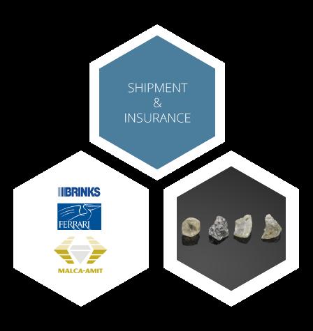 Diamond Shipment & Insurance